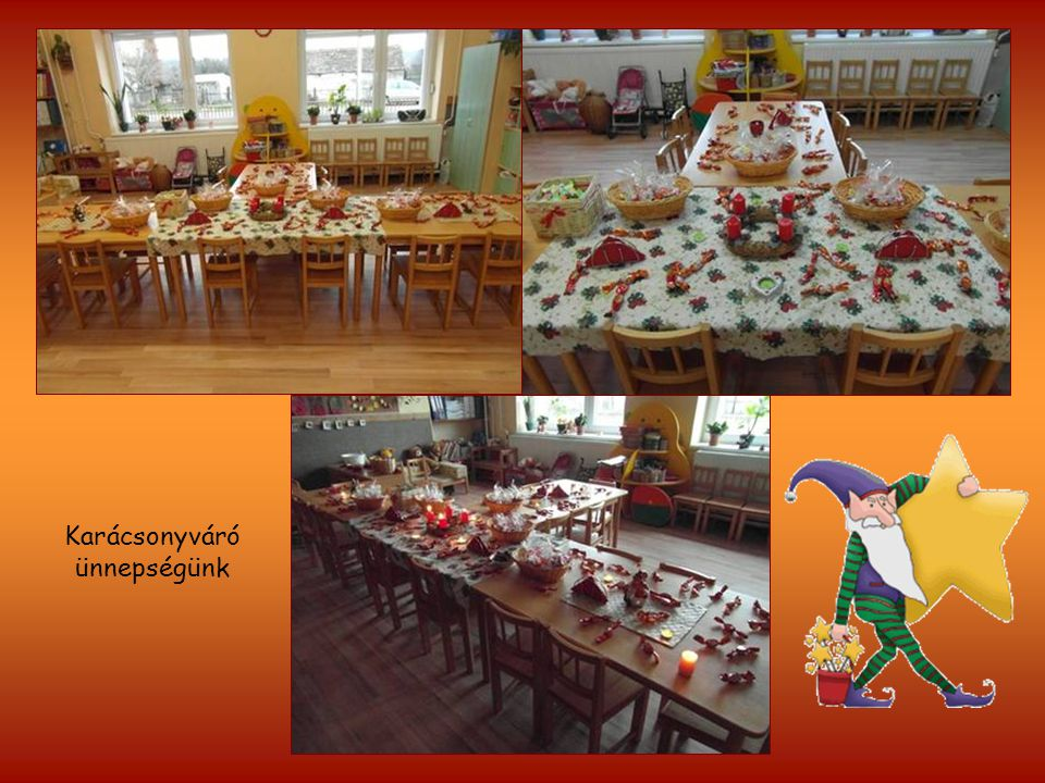 Karácsonyváró ünnepségünk