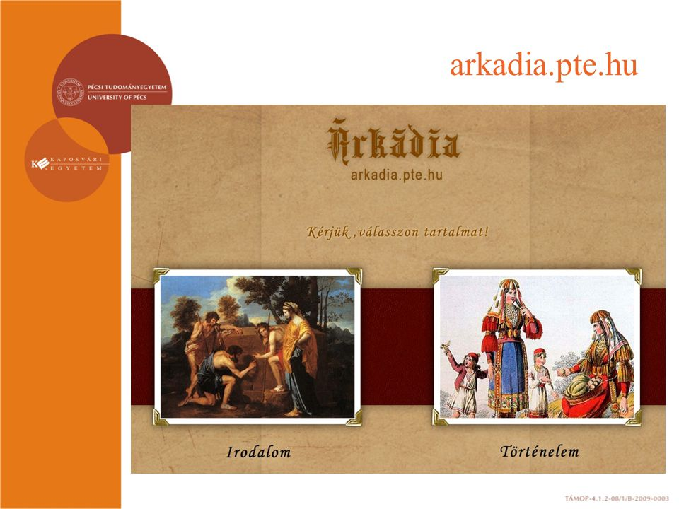 arkadia.pte.hu