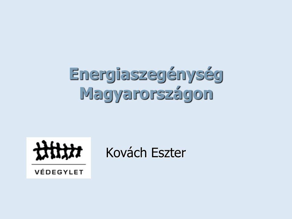 Energiaszegénység Magyarországon
