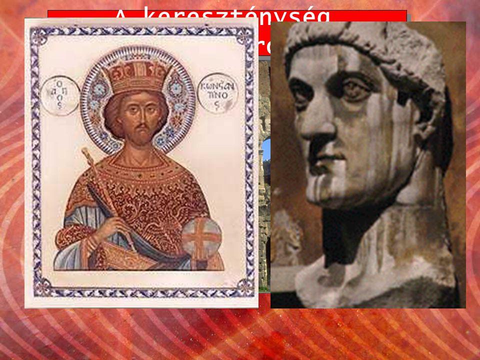 a római császárok korában