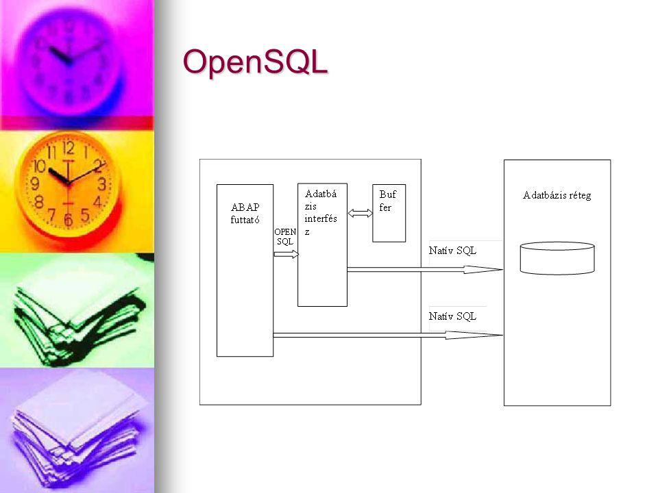 OpenSQL