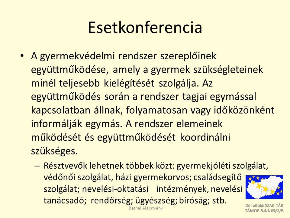 Esetkonferencia