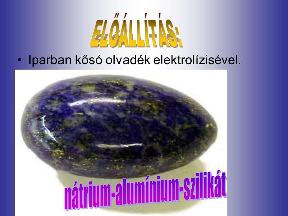nátrium-alumínium-szilikát