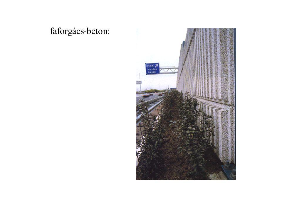 faforgács-beton: ábra: 5.44