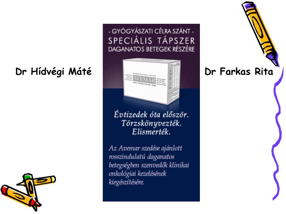 Dr Hídvégi Máté Dr Farkas Rita