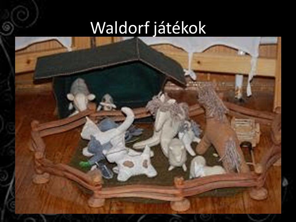 Waldorf játékok