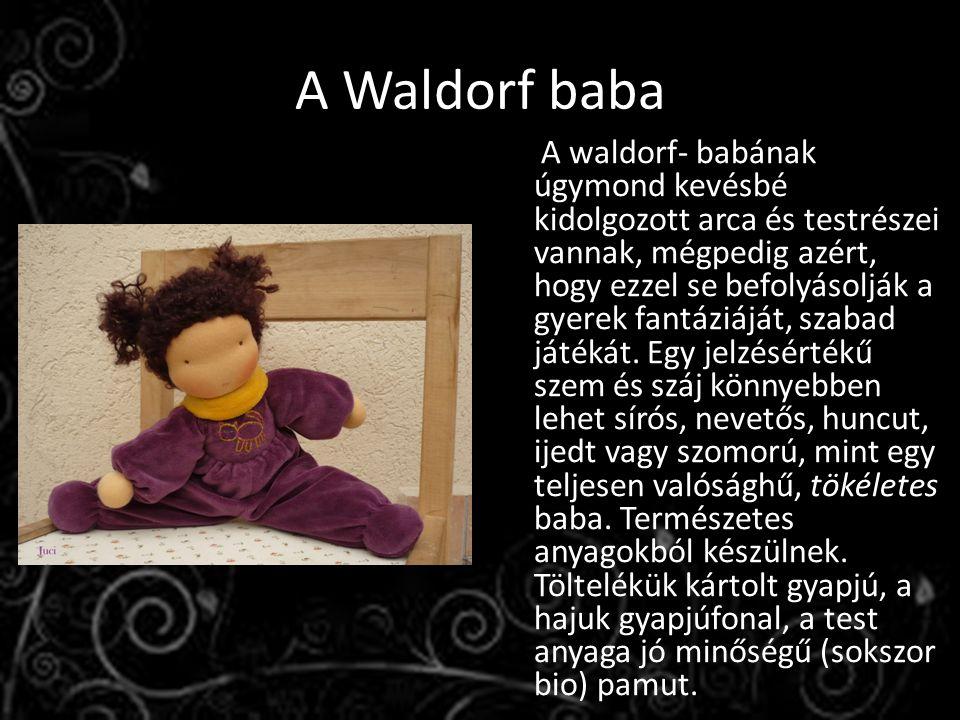 A Waldorf baba