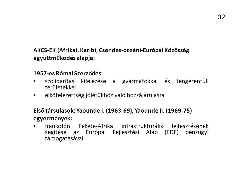 02 AKCS-EK (Afrikai, Karibi, Csendes-óceáni-Európai Közösség