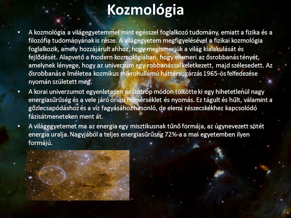 Kozmológia