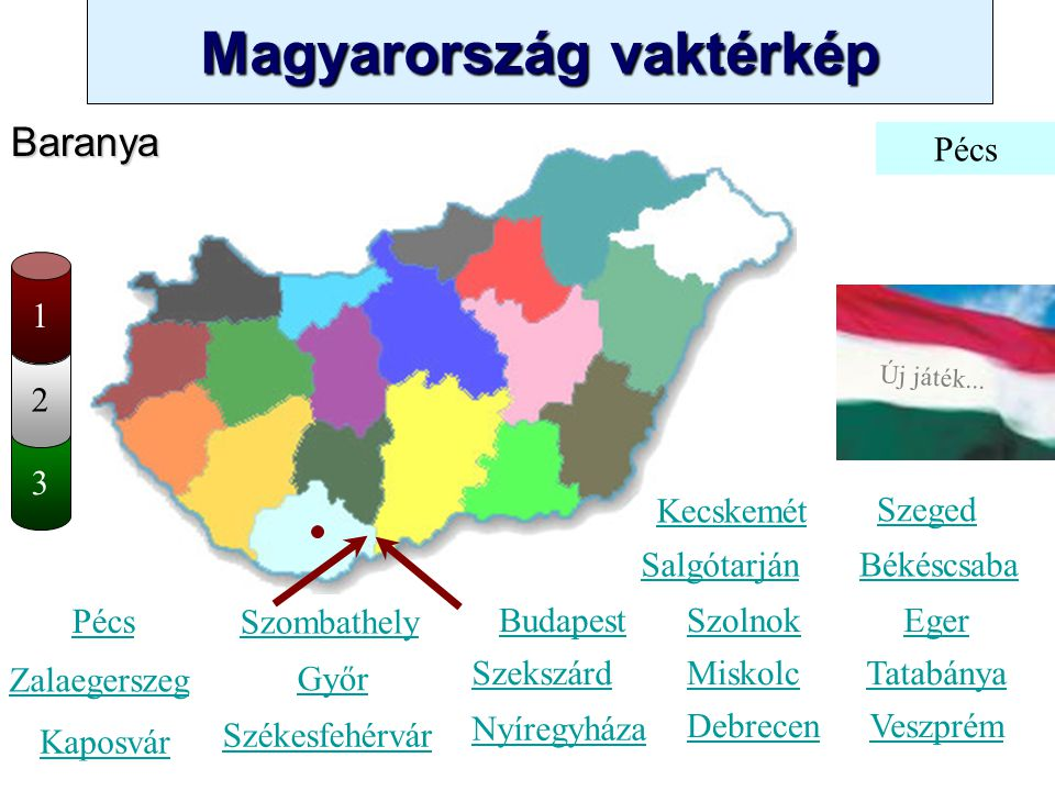 Baranya Pécs 1 2 3 Kecskemét Szeged Salgótarján Békéscsaba Pécs