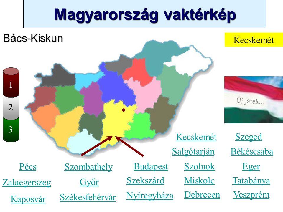 Bács-Kiskun Kecskemét 1 2 3 Kecskemét Szeged Salgótarján Békéscsaba