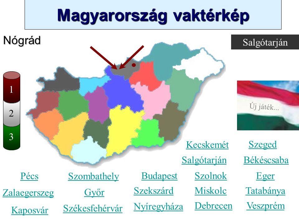 Nógrád Salgótarján 1 2 3 Kecskemét Szeged Salgótarján Békéscsaba Pécs