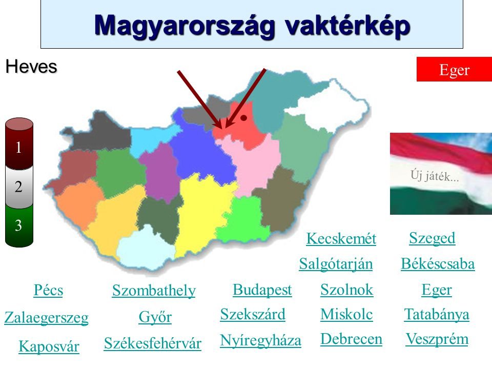 Heves Eger 1 2 3 Kecskemét Szeged Salgótarján Békéscsaba Pécs