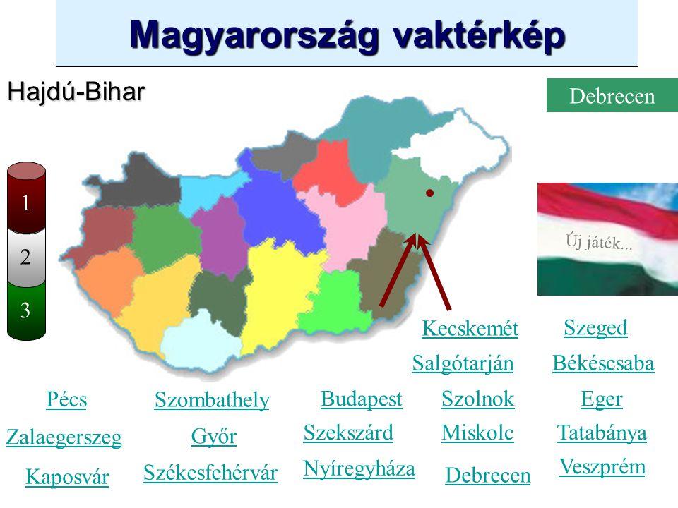 Hajdú-Bihar Debrecen 1 2 3 Kecskemét Szeged Salgótarján Békéscsaba