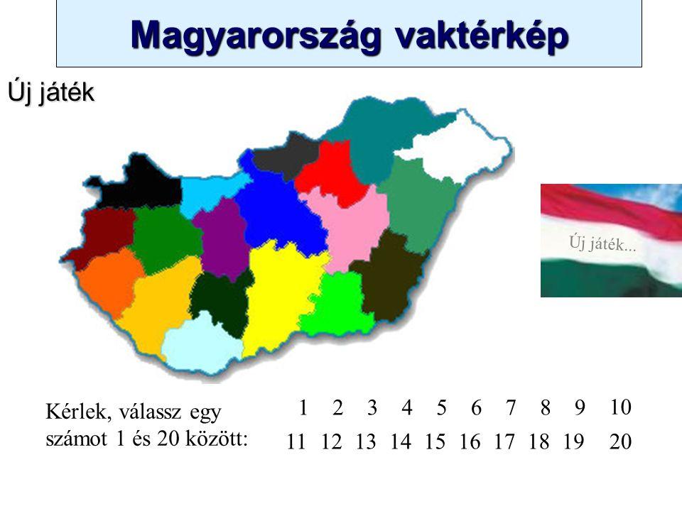 Új játék Kérlek, válassz egy számot 1 és 20 között: 1 2 3 4 5 6 7 8 9