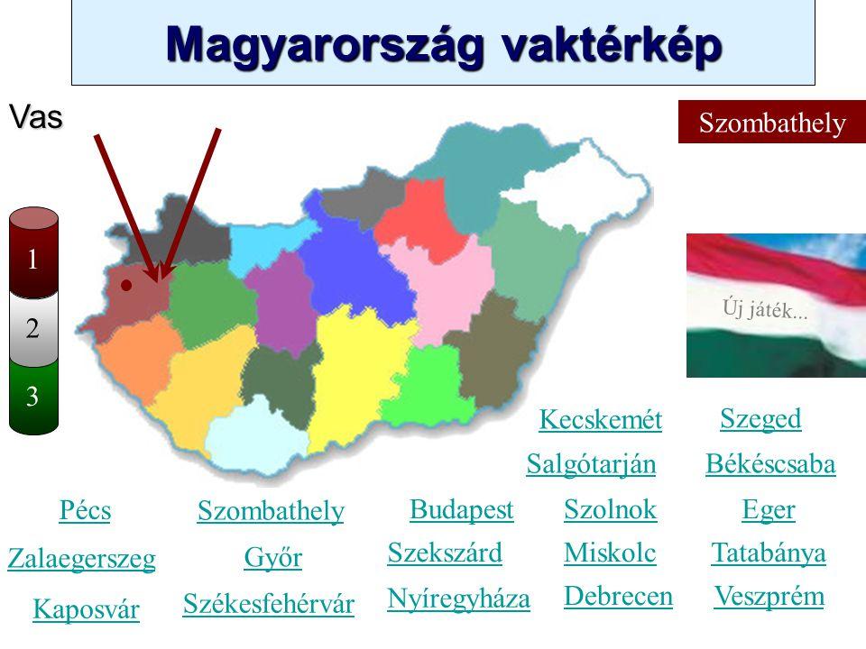 Vas Szombathely 1 2 3 Kecskemét Szeged Salgótarján Békéscsaba Pécs