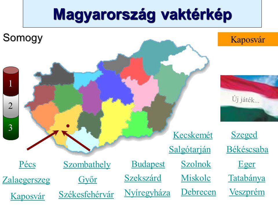 Somogy Kaposvár 1 2 3 Kecskemét Szeged Salgótarján Békéscsaba Pécs