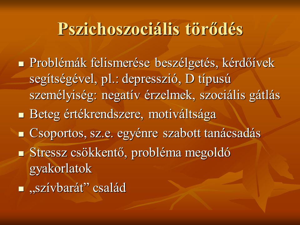 Pszichoszociális törődés