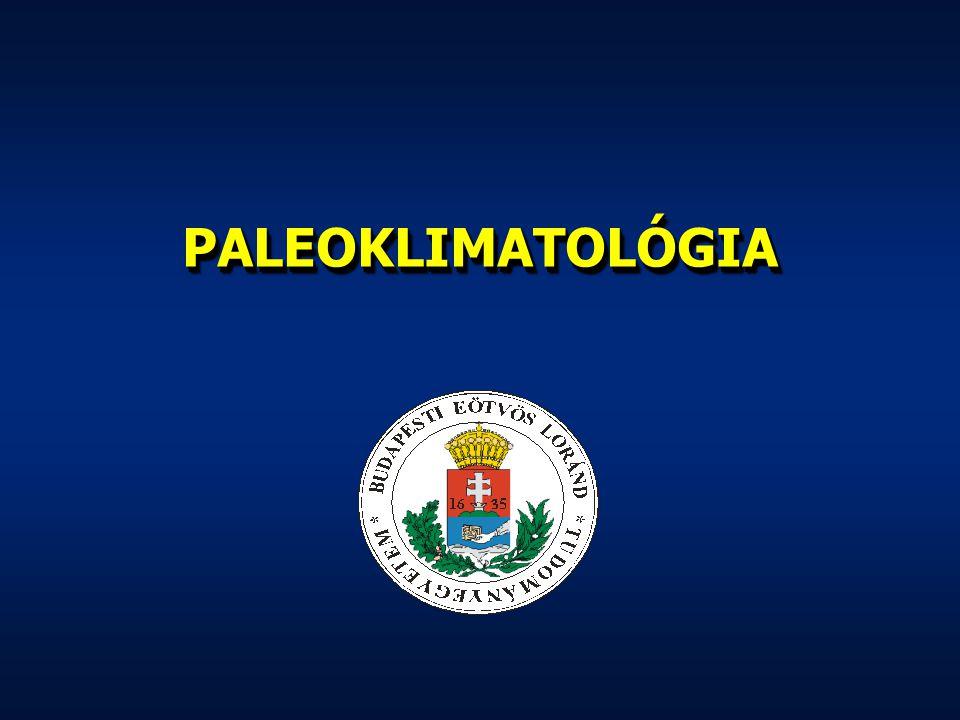 PALEOKLIMATOLÓGIA