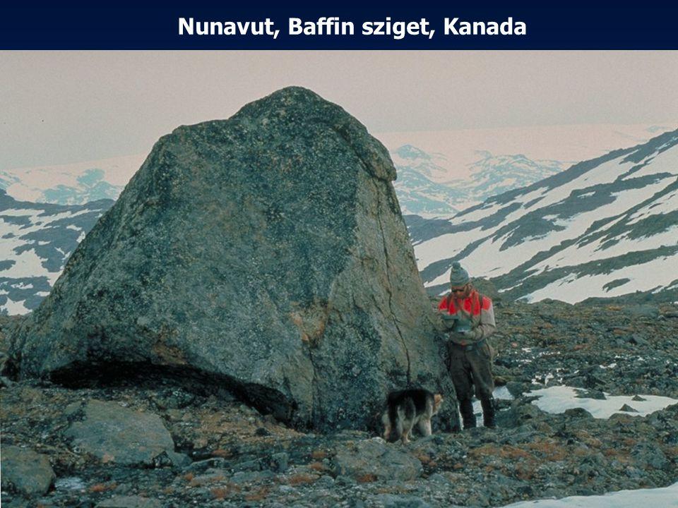 Nunavut, Baffin sziget, Kanada