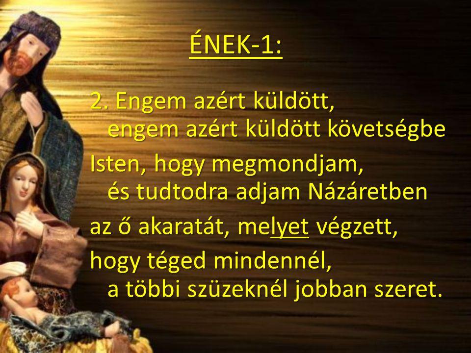 ÉNEK-1: