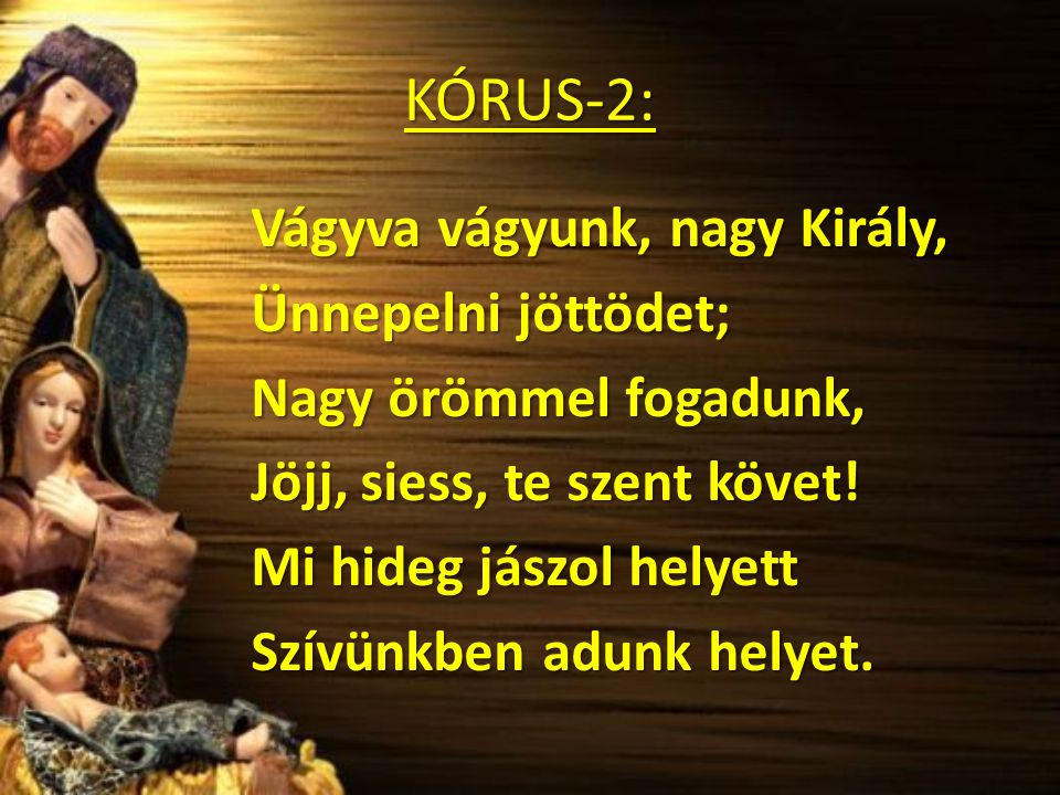 KÓRUS-2: