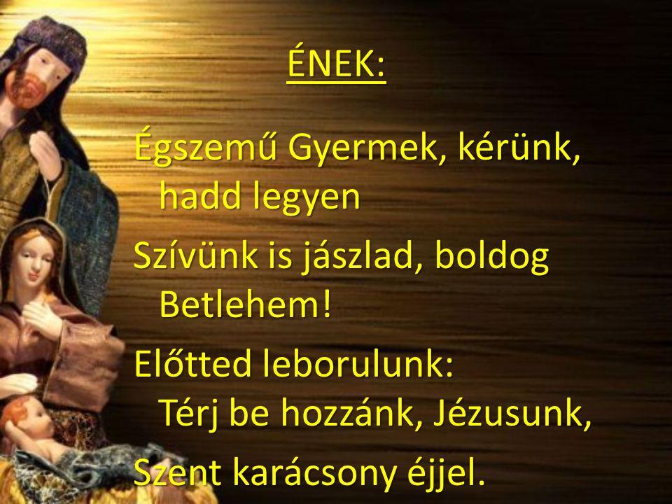 ÉNEK: