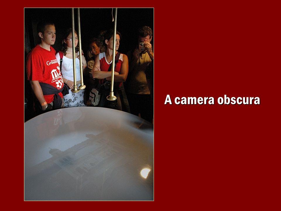 A camera obscura