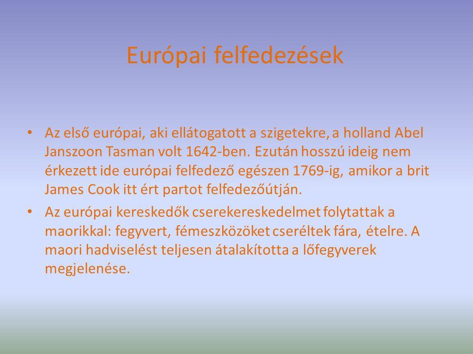 Európai felfedezések