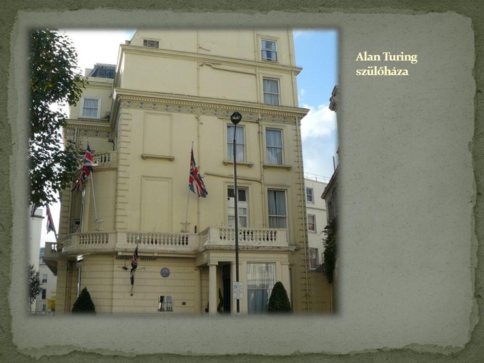 Alan Turing szülőháza