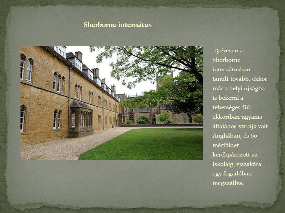 Sherborne-internátus