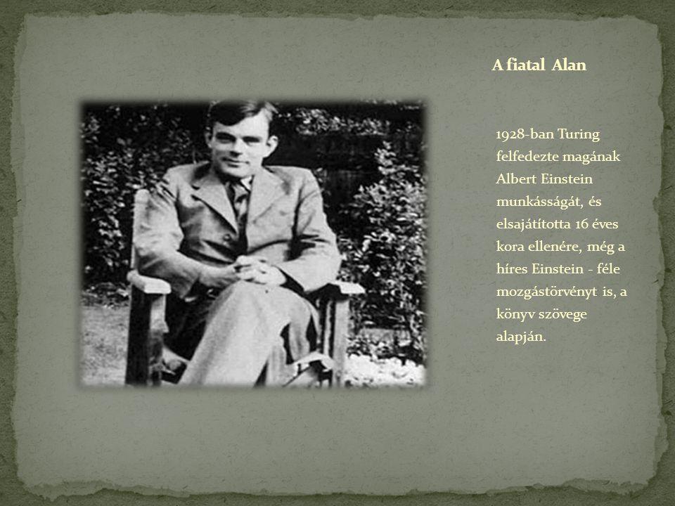 A fiatal Alan