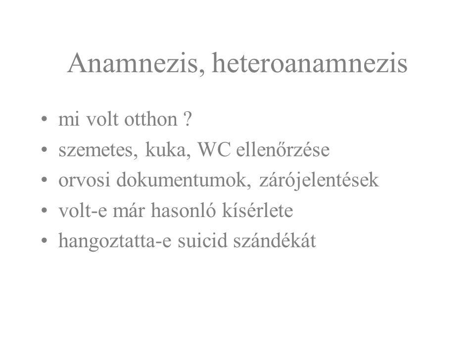 Anamnezis, heteroanamnezis