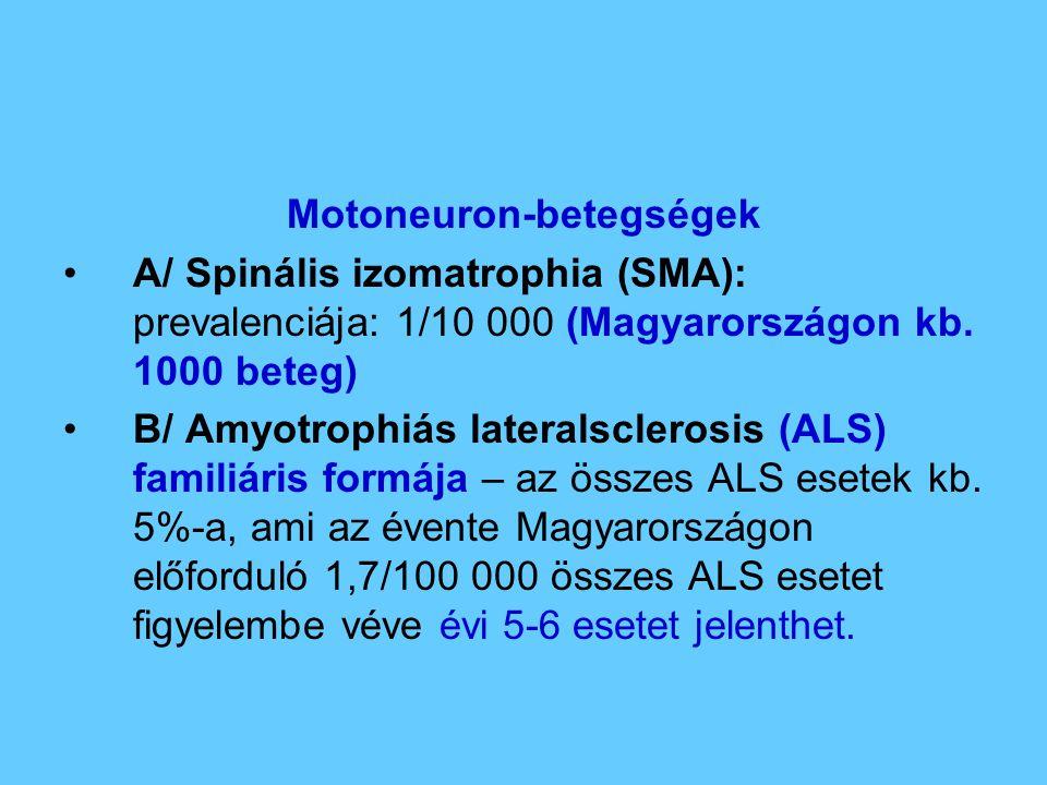Motoneuron-betegségek