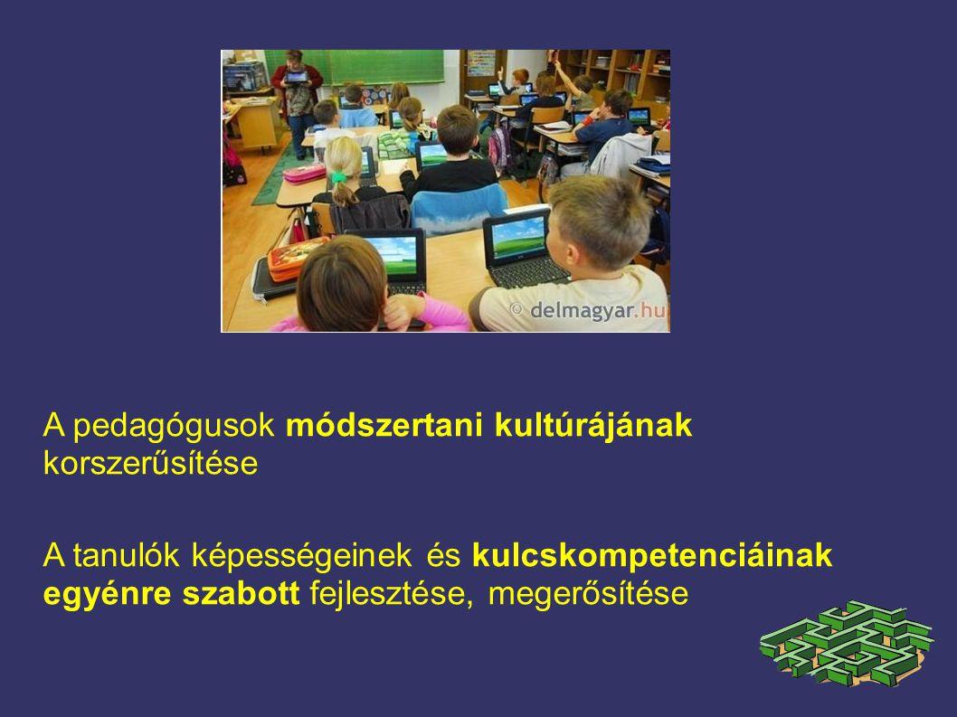 A pedagógusok módszertani kultúrájának korszerűsítése