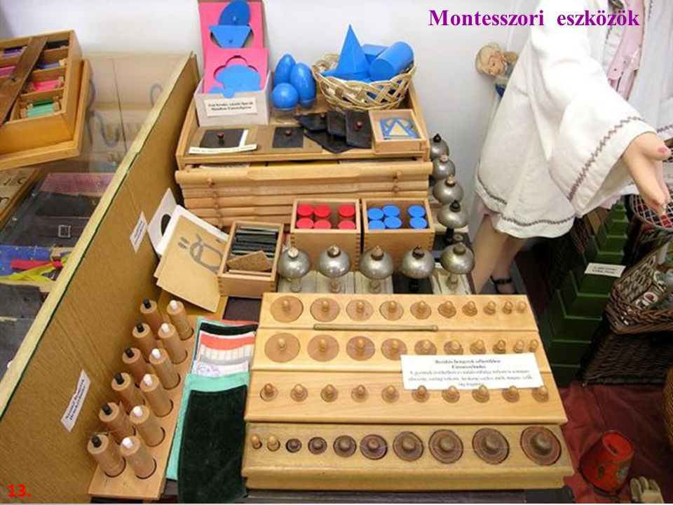 Montesszori eszközök 13.