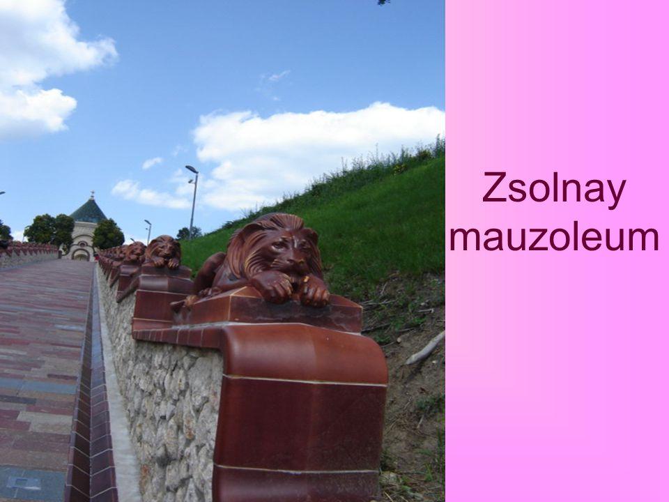 Zsolnay mauzoleum