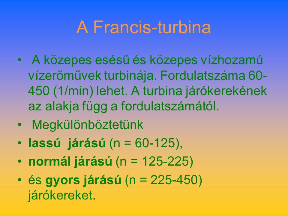 A Francis-turbina