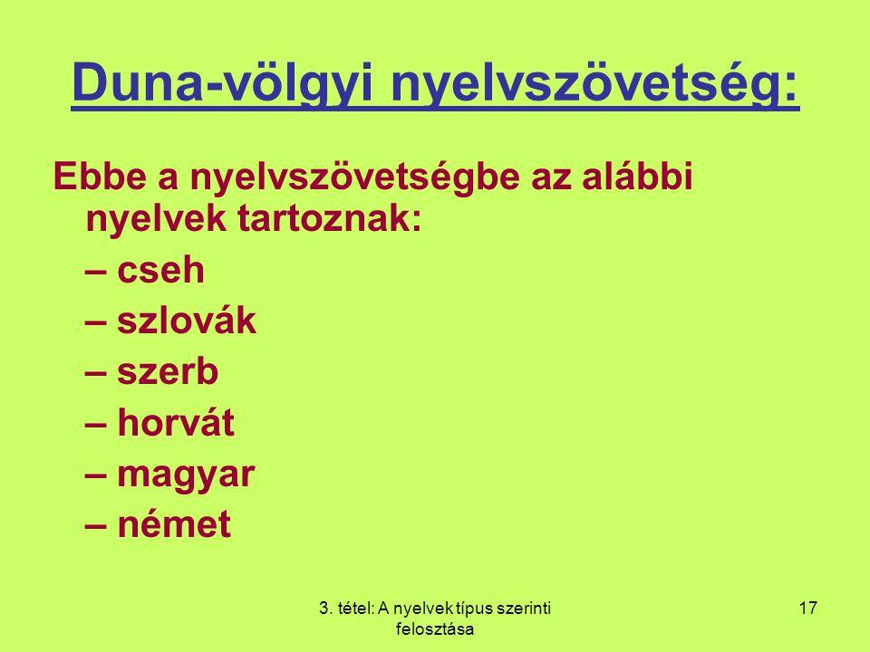 Duna-völgyi nyelvszövetség: