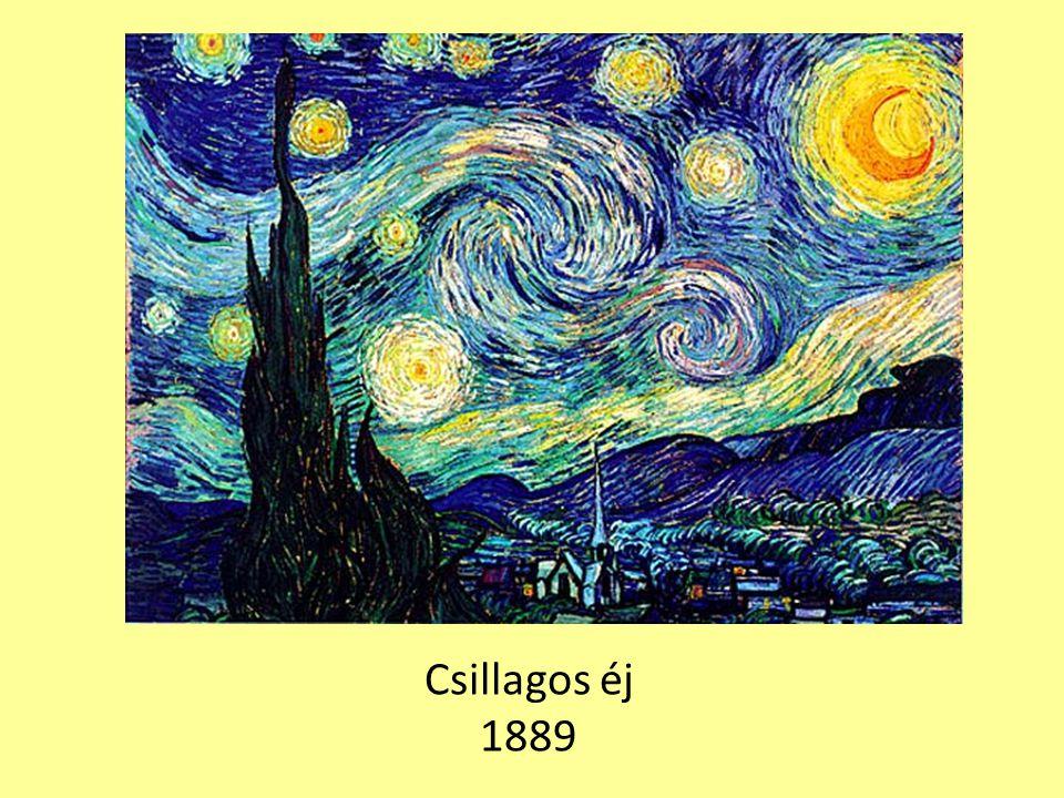 Csillagos éj 1889