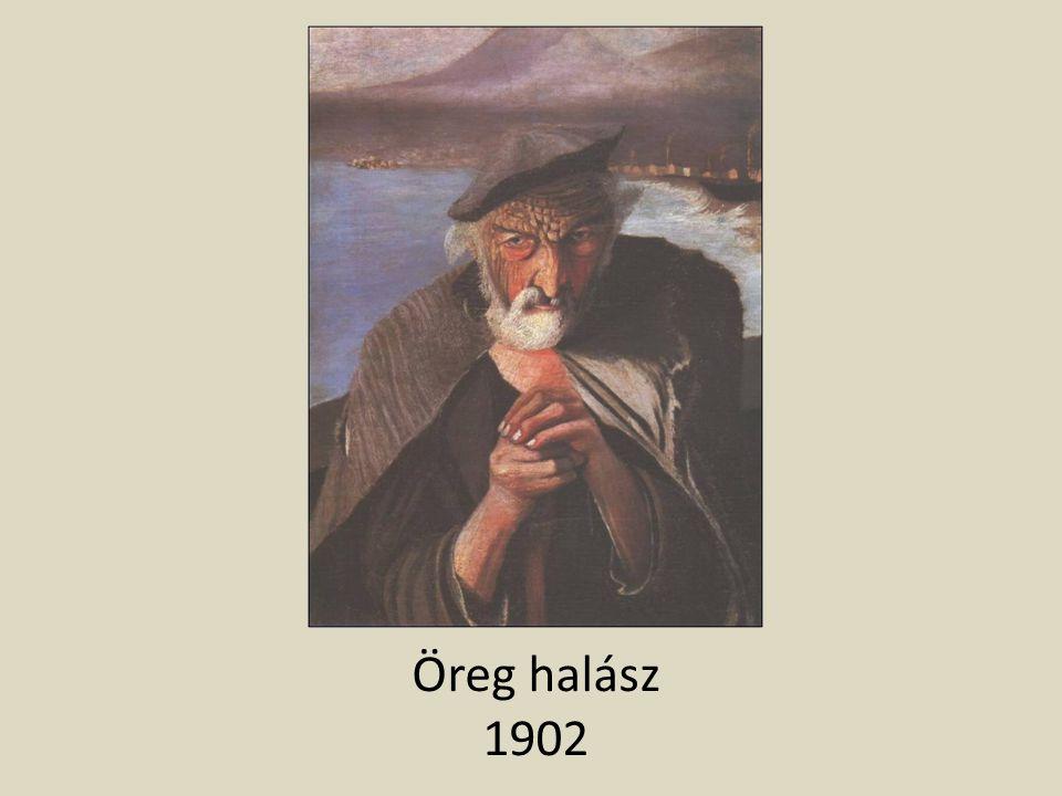 Öreg halász 1902