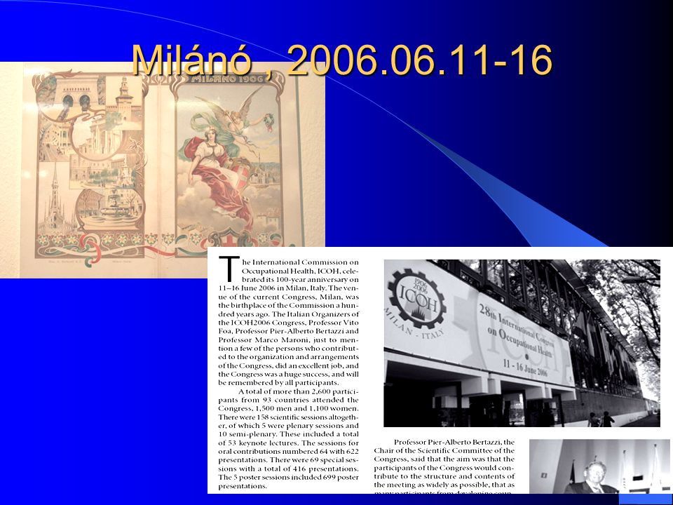 Milánó , 2006.06.11-16