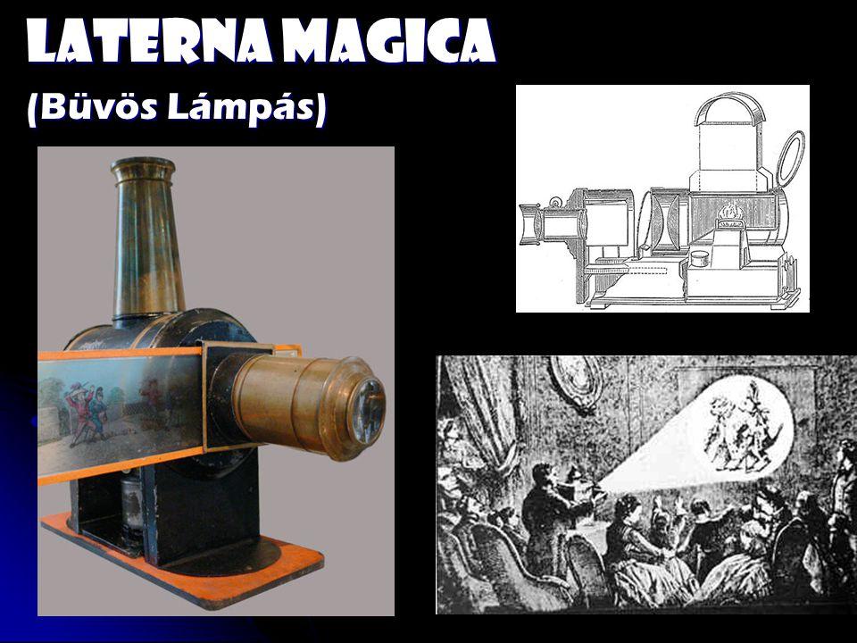 laterna magica (Büvös Lámpás)