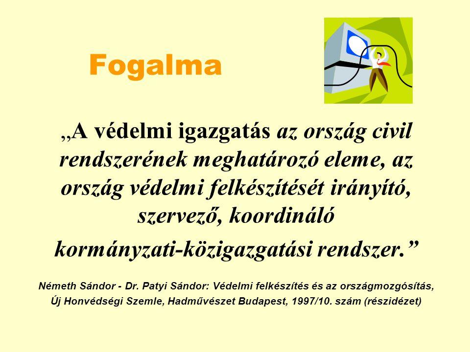 kormányzati-közigazgatási rendszer.