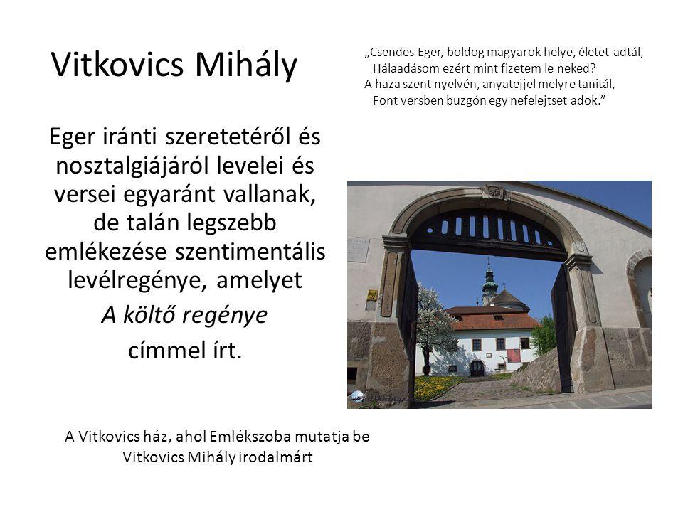 Vitkovics Mihály