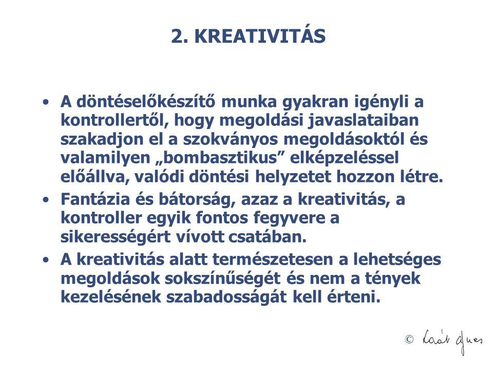 2. KREATIVITÁS