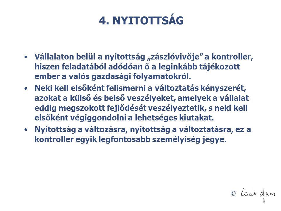 4. NYITOTTSÁG