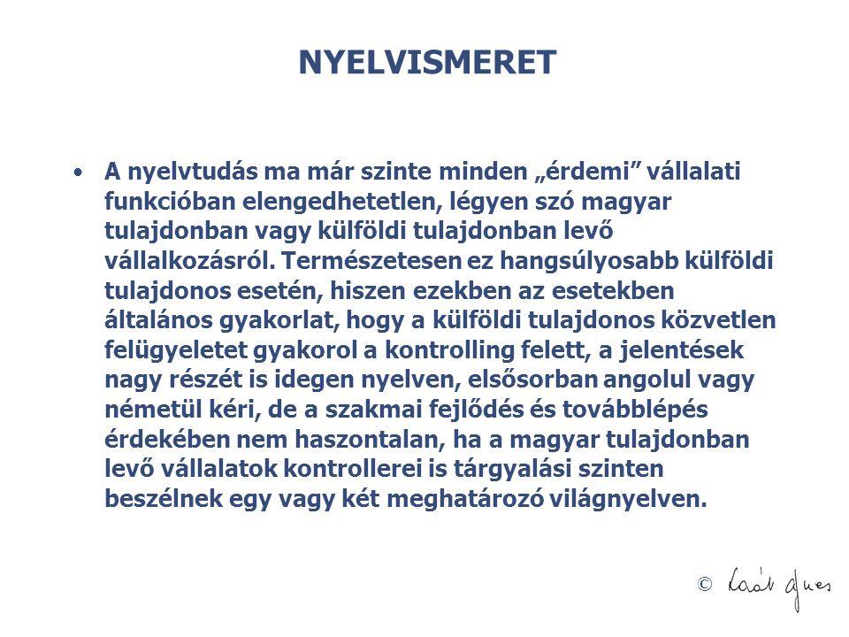 NYELVISMERET