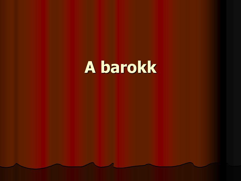 A barokk