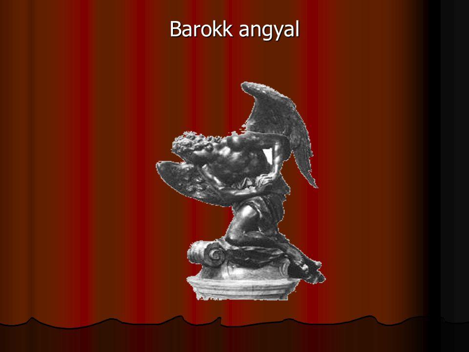 Barokk angyal